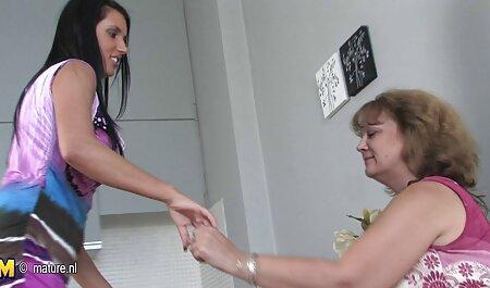داغ و سکس ویدیو عربی نفسانی BZ در خانه با لنا پل