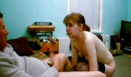 بلوند, مادر دوست داشتنی و نونوجوانان در نظر گرفته شده توسط یک آلت سکس خشن ویدیو تناسلی مرد بزرگ!