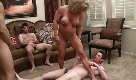 بزرگ روغن کیر لغزنده کیر سه نفری با سکس ویدیو در اینستاگرام رایلی رید و ملیسا مور